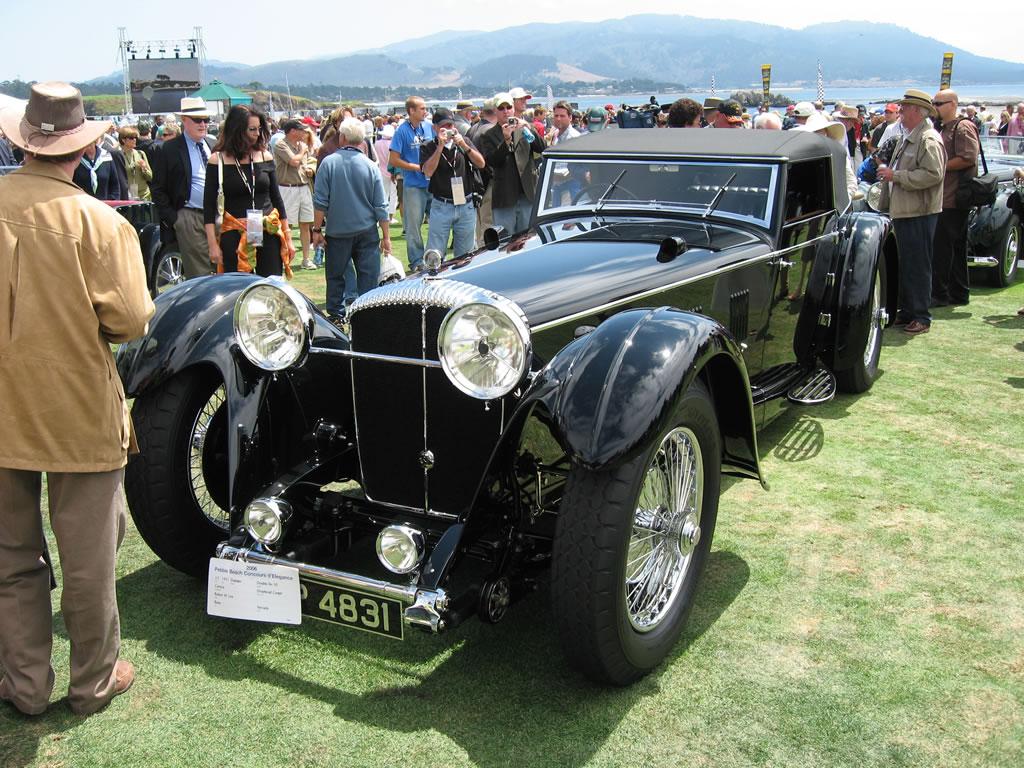 1931 Daimler Double-Six 50