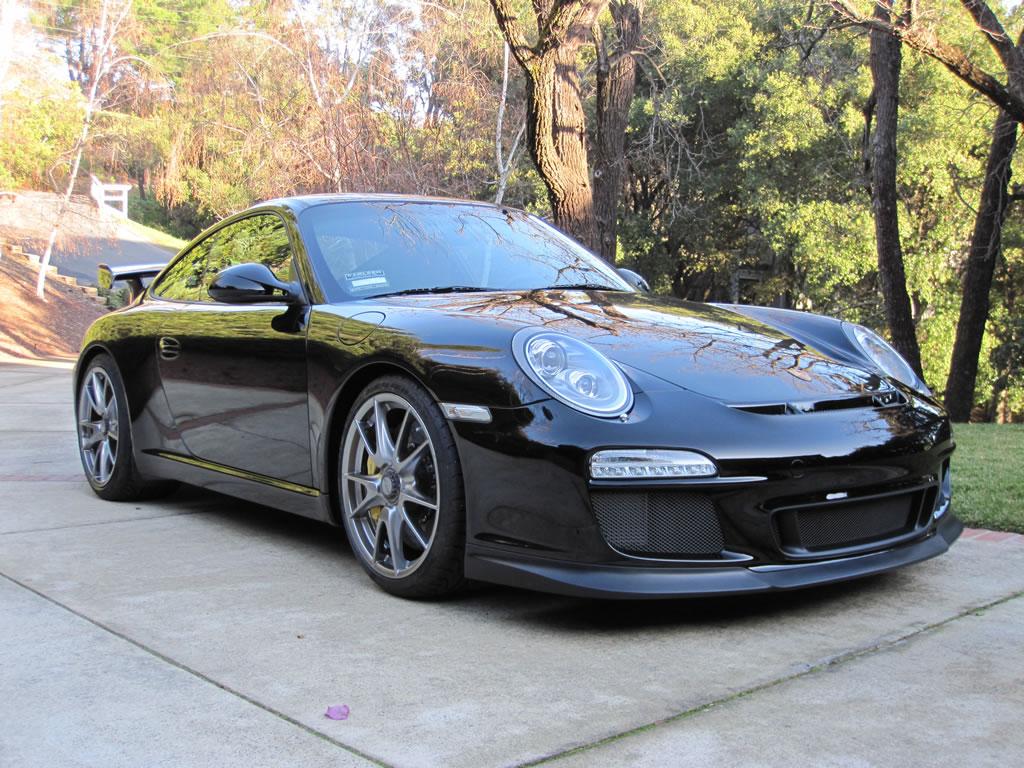 2010 Porsche GT3 I picked up